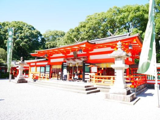 Kumano Kodo: Hayatama Taisha - The Fiery Explorer