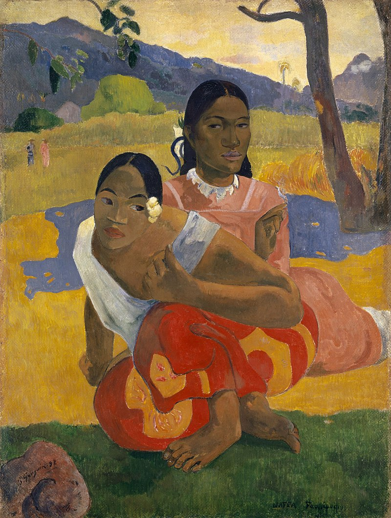 800px-Paul_Gauguin,_Nafea_Faa_Ipoipo__1892,_oil_on_canvas,_101_x_77_cm