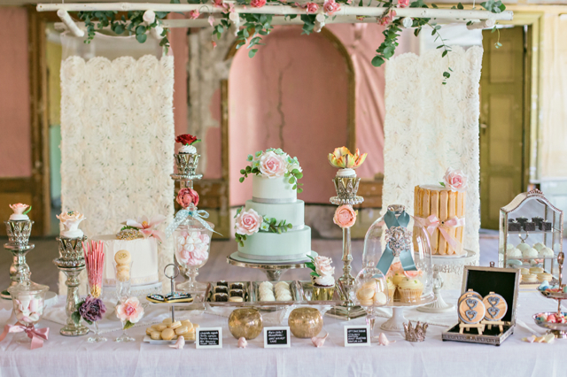 20 Most Creative Candy Buffets Youve Ever Seen Quinceanera