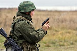 Russian Paratrooper. Photo: Виталий Кузьмин