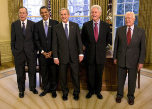 Five generations of American extremists. Image Credit: White House