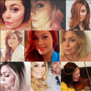 The many faces of Hope Leigh. Image Source: Twitter