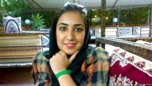 Verdict Delayed in Detained Iranian Artist Atena Farghadani's Trial