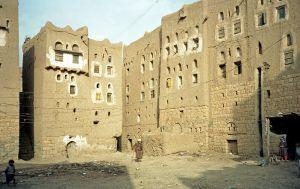 "Amran, Yemen Image Source: ""Amran 02"" by Bernard Gagnon -"