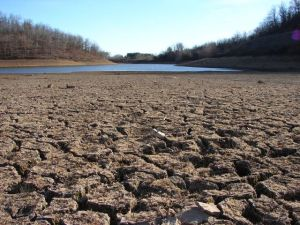 """California Drought Dry Riverbed 2009"" by National Oceanic and Atmospheric Administration"