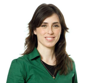 """Tzipi Hotovely Portrait"" by Tzipi_Hotovely.jpg: .Original uploader was יסמין at he.wikipediaderivative work: TheCuriousGnome (talk) - Tzipi_Hotovely.jpg. Licensed under GFDL via Wikimedia"
