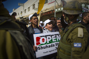 Shuhada Street, Palestine Image Source: Juliane Kravik, Flickr, Creative Commons