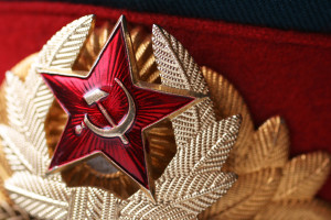 Soviet emblem in Moscow, Russia Image Source: Brian Jeffery Beggerly