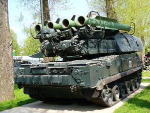 Buk-M1 Image Source: George Chernilevsky