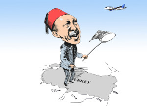 Erdogan in Turkey. Image Source: valeriy osipov, Flickr, Creative Commons.