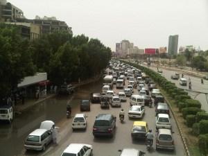Karachi, Pakistan  Image Source: کراچی برنامج