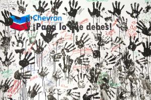 Cheveron Ecuador  Image Source: Cancillería del Ecuador, Flickr, Creative Commons