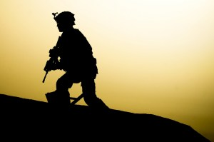 Iraq war: an uphill climb. Image Source: U.S. Air Force photo by Staff Sgt. Samuel Bendet