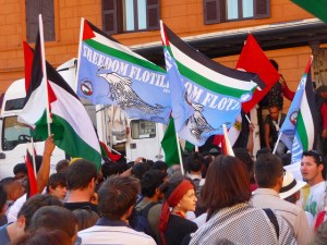 Freedom Flotilla Image Source: Luciano, Flickr, Creative Commons