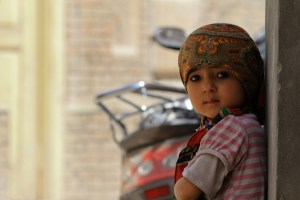 Muslim girl in China. Image Source: La Priz, Flickr, Creative Commons