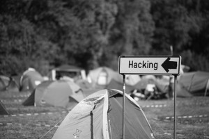 Show me the way of hacking. Image Source: Alexandre Dulaunoy, Flickr, Creative Commons
