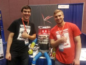 Hitchbot Image Source: Archie, Flickr, Creative Commons