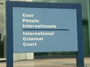 International Criminal Court Image Source: Alkan Boudewijn de Beaumont Chaglar, Flickr, Creative Commons