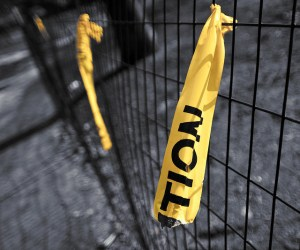 Police tape. Image Source: David Goehring, Flickr, Creative Commons