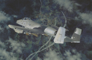 Image Source: The National Guard, Flickr, Creative Commons The Killer Bees by Harly Copic A-10