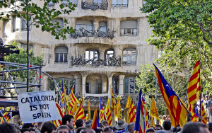 Image Source: SBA73, Flickr, Creative Commons Catalonia is not Spain