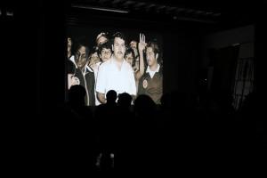 19 de Febrero 2011; Faro Tlahuac; Funcion LOS DOS ESCOBAR; Festival AMBULANTE. FOTO:Karloz Byrnison