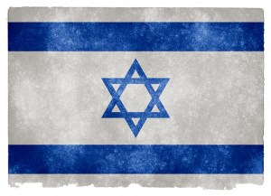 Israeli flag Image Source: Nicolas Raymond, Flickr, Creative Commons