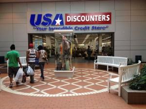 USA Discounters Image Source: Mike Kalasnik, Flickr, Creative Commons