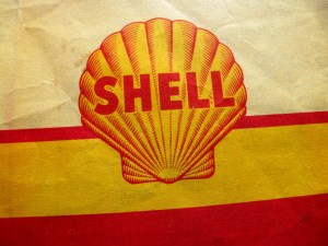 Shell Oil Image Source: frankieleon, Flickr, Creative Commons