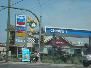 Chevron Image Source: AndrewEnns