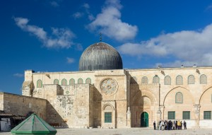 Al-Aqsa Image Source: Godot13