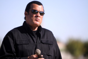 Image Source: Gage Skidmore, Flickr, Creative Commons Steven Seagal Steven Seagal speaking to supporters at the Arizona Republican Party's Fall Festival in Mesa, Arizona.