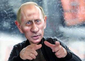 Image Source: DonkeyHotey, Flickr, Creative Commons Vladimir Putin - Caricature Vladimir Vladimirovich Putin, aka Vladimir Putin, is the President of Russia.