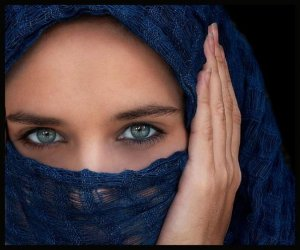 Image Source: rana ossama, Flickr, Creative Commons her eyes