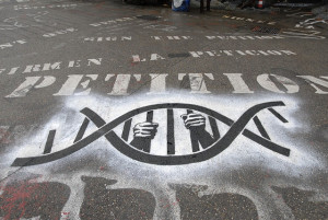 Image Source: thierry ehrmann, Flickr, Creative Commons Know your futur for only 999$ with DNA test