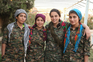 Image Source: Kurdishstruggle, Flickr, Creative Commons Kurdish YPG Fighters