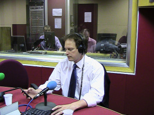 Image Source: Department for Communities and Local Government, Flickr, Creative Commons Grant Shapps being interviewed on the BBC's World at One