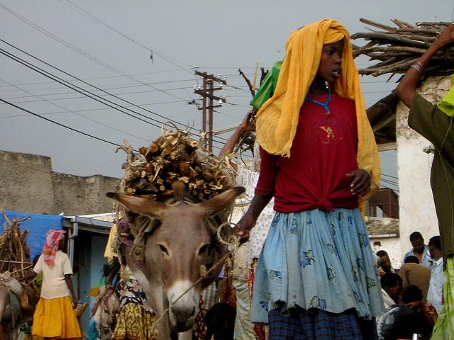 Image Source: Ahron de Leeuw, Flickr, Creative Commons Harar market (Ethiopia) 2 Oromi market (Harar, Ethiopia).