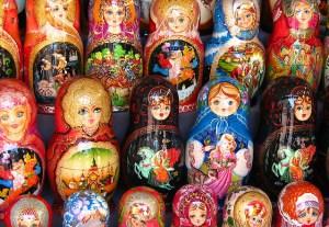 Image Source: neiljs Flickr, Creative Commons Matryoshka dolls, Moscow