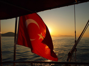 Image Source: Stew Dean, Flickr, Creative Commons Turkish Aegean Sunrise