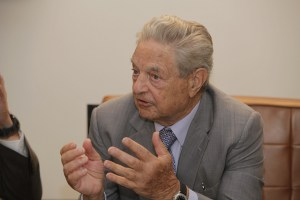 Image Source: Norway UN (New York), Flickr, Creative Commons George Soros