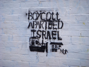 Image Source: Wall in Palestine, Flickr, Creative Commons Boycott, Apartheid, Israël