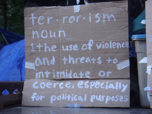 Image Source: Jagz Mario, Flickr, Creative Commons Terrorism definition