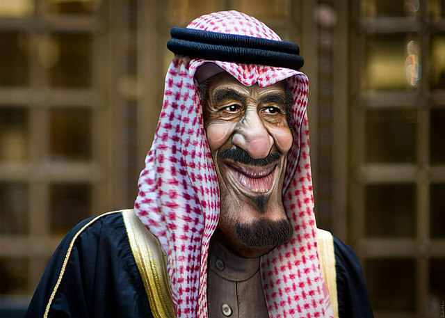 Image Source: DonkeyHotey, Flickr, Creative Commons Salman bin Abdulaziz Al Saud