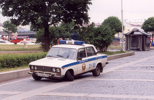 Image Source: Roger W, Flickr, Creative Commons St. Petersburg - Police Car
