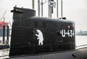 Image Source: Tony Webster, Flickr, Creative Commons Russian U-434 Submarine
