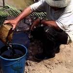 Peru oil spill