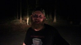 Hillbilly tries to 'Merica with gas and fireworks, blows up instead....