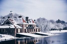 Weld in winter