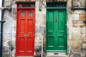 St. Andrews doors